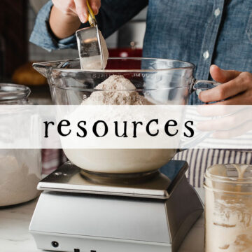 Sourdough Baking Resources